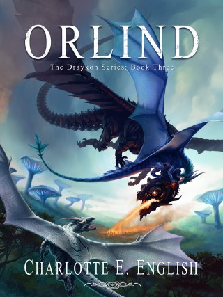 Orlind (Draykon #3) is Released Today!