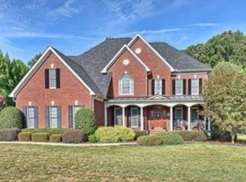 House in Davis Trace in Mint Hill