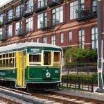 Dilworth charlotte nc streetcar