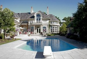 charlotte luxury homes with pool