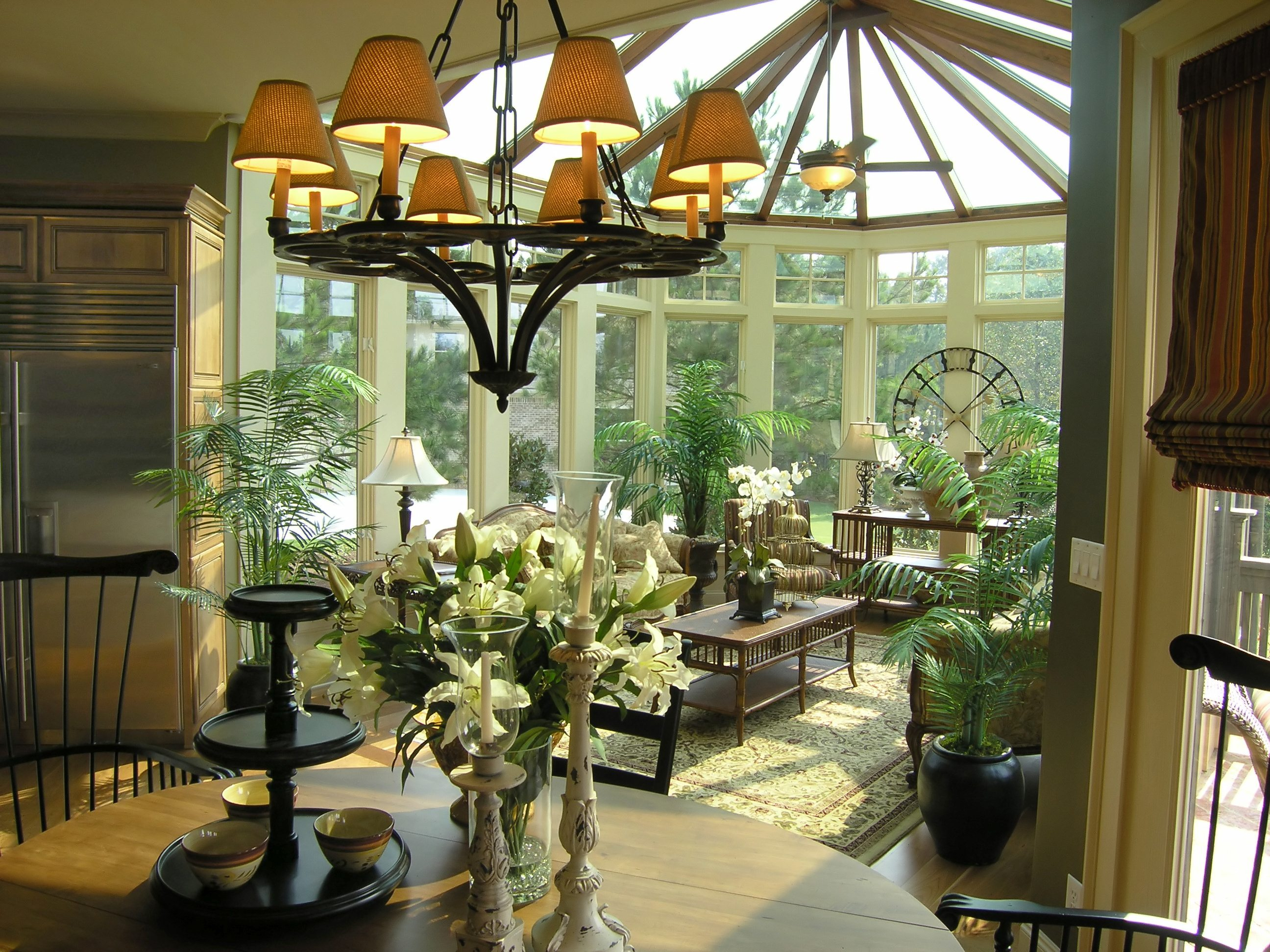 Fixtures in a Home - What Comes With the House - Charlotte Homes for Sale