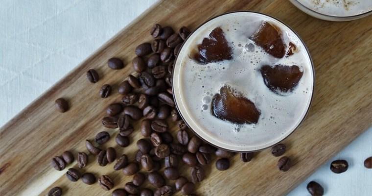 Iskaffe med kaffelikør
