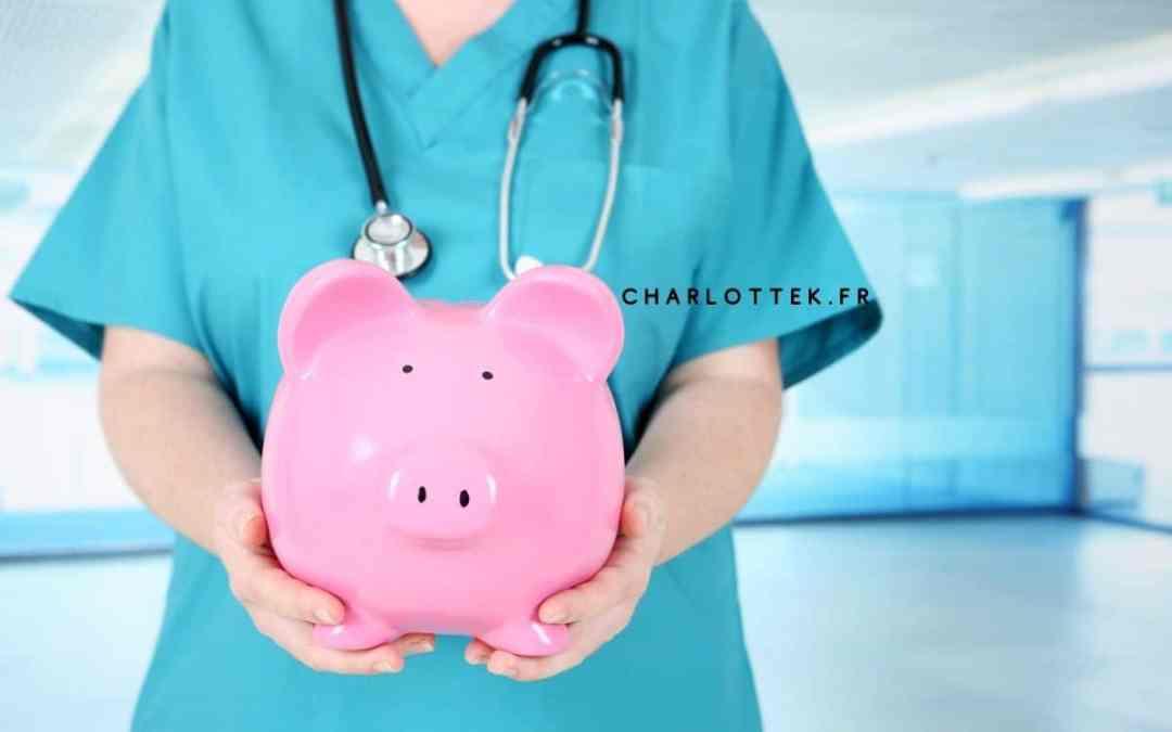 Financer sa reconversion professionnelle après infirmière
