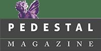 Pedestal Magazine logo