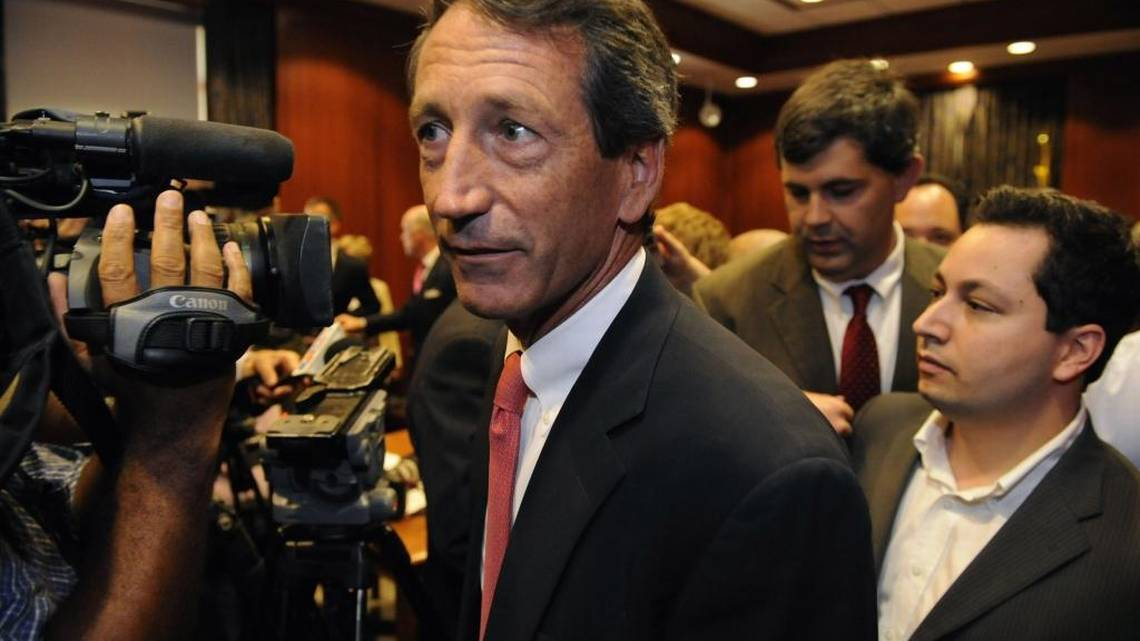 Image result for images mark sanford