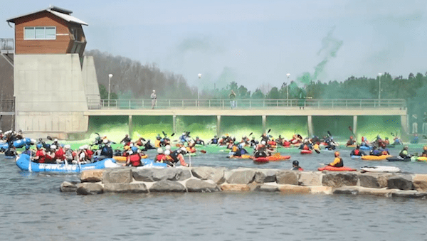 Green River Revival at U.S. National Whitewater Center 2020