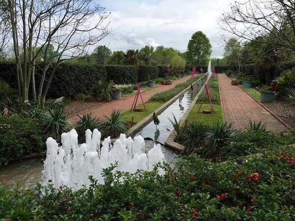 Dads get into Daniel Stowe Botanical Garden for free