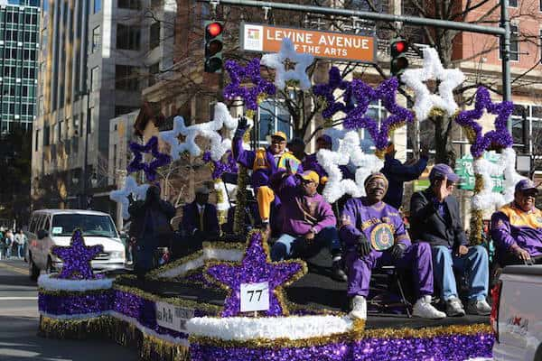 MLK Holiday Parade