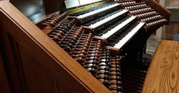 free organ music in charlotte