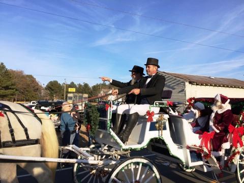 Town of Stem Christmas Parade