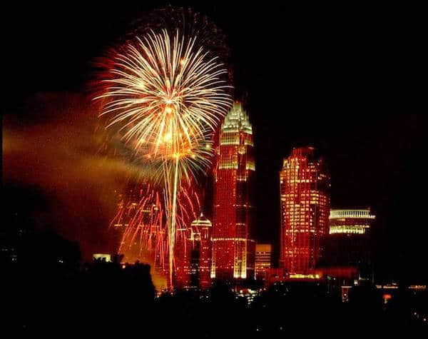 Clt New Year S Eve Charlotte On The Cheap