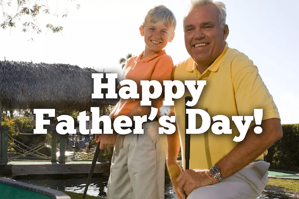Free Mini Golf For Dads On Father S Day Charlotte On The