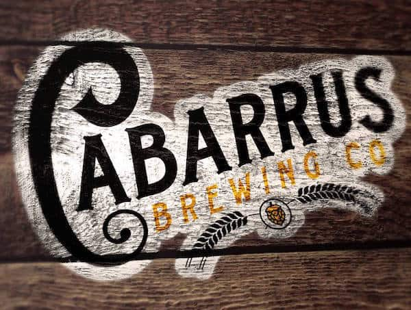 cabarrus brewing company logo