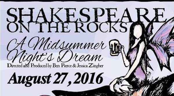 shakespeare on the rocks