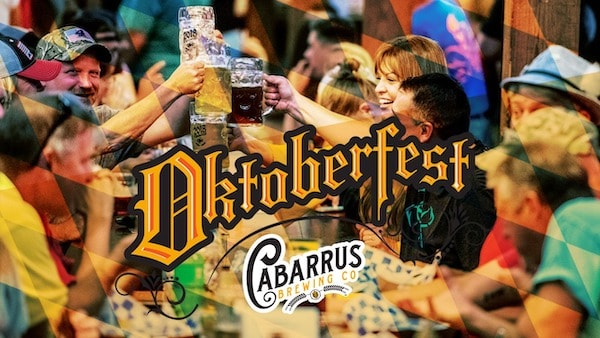 Cabarrus Brewing Company's 4th Annual Oktoberfest