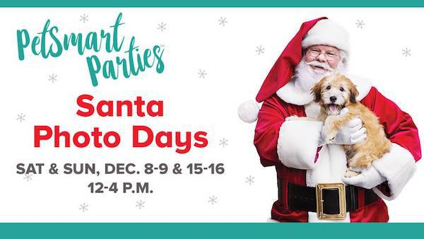 Petsmart Christmas Eve Hours.Pets Get Free Pictures With Santa At Petsmart Charlotte On The Cheap