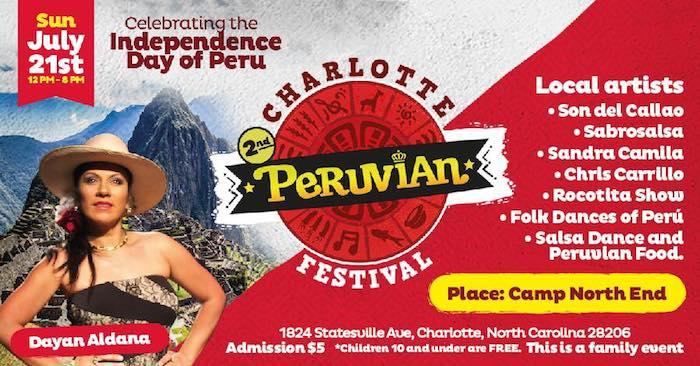 Charlotte Peruvian Festival