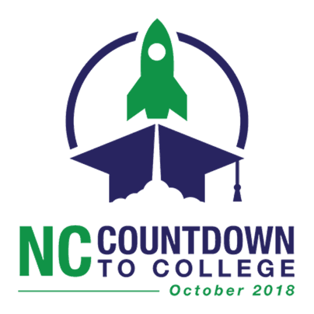 countdown to college nc waive application fee college application week