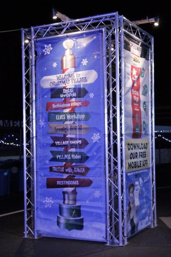 Charlotte Motor Speedway Christmas Lights.Speedway Christmas At Charlotte Motor Speedway Back For 2019
