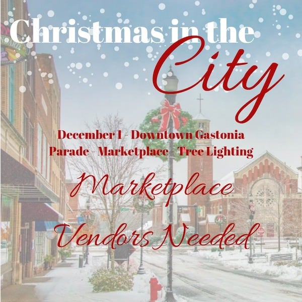 Restaurants Open On Christmas Day Charlotte Nc.Christmas In The City In Gastonia Parade Tree Lighting And