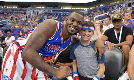 Harlem Globetrotters Game on March 29 at 2 p.m.