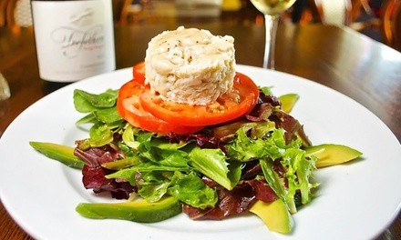 $15 towards Lunch or $30 towards Dinner at Cafe Monte (Up to 43% Off)