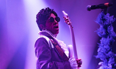 The Purple Madness - Tribute to Prince on Saturday, December 28 at 8 p.m.
