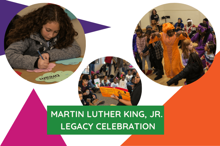 Free: Martin Luther King Jr. Legacy Celebration at Levine Museum