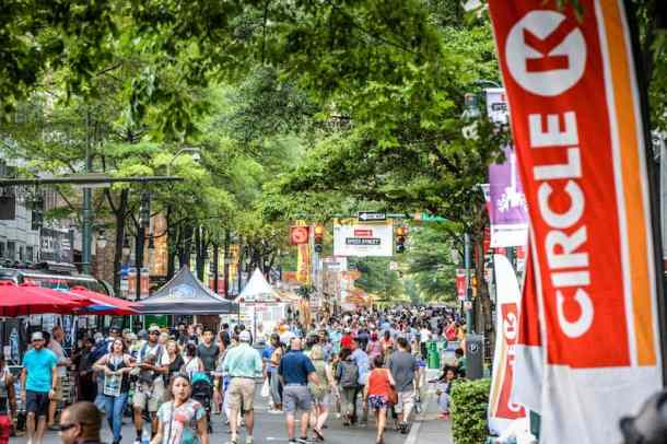 circle k Speed Streetin Charlotte part of 600 festival