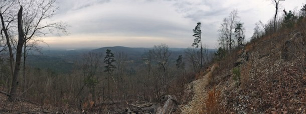 Morrow Mountain State Park Loop Trail
