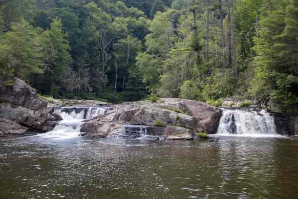 Linville Falls, Western North Carolina