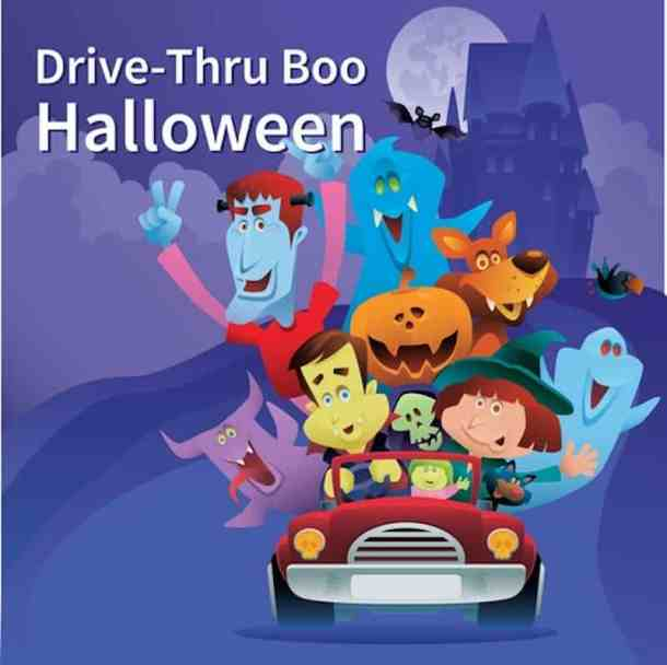 Halloween At The Mall 2020 Drive Thru Boo Halloween at Northlake Mall   Charlotte On The Cheap