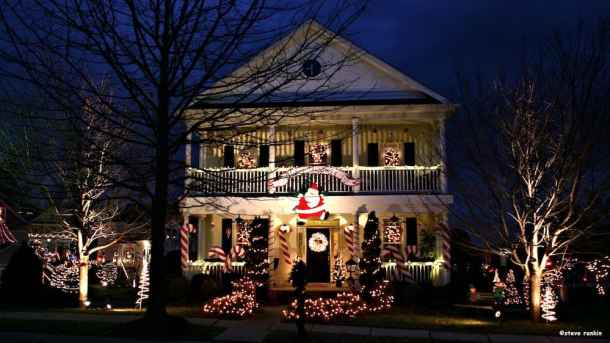 McAdenville will light up for Christmas this year, but with some