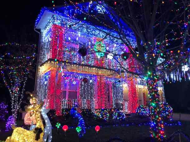 Best Christmas light displays in the Charlotte area for 2020