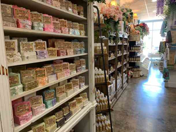 Old Town Soap in Kannapolis