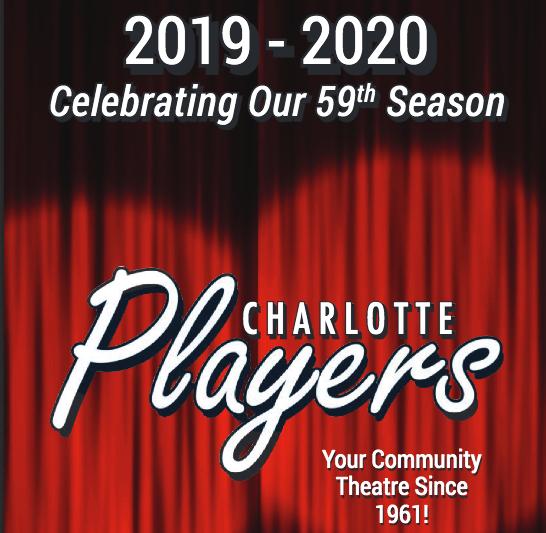 Charlotte Players Season Tickets 2019/2020