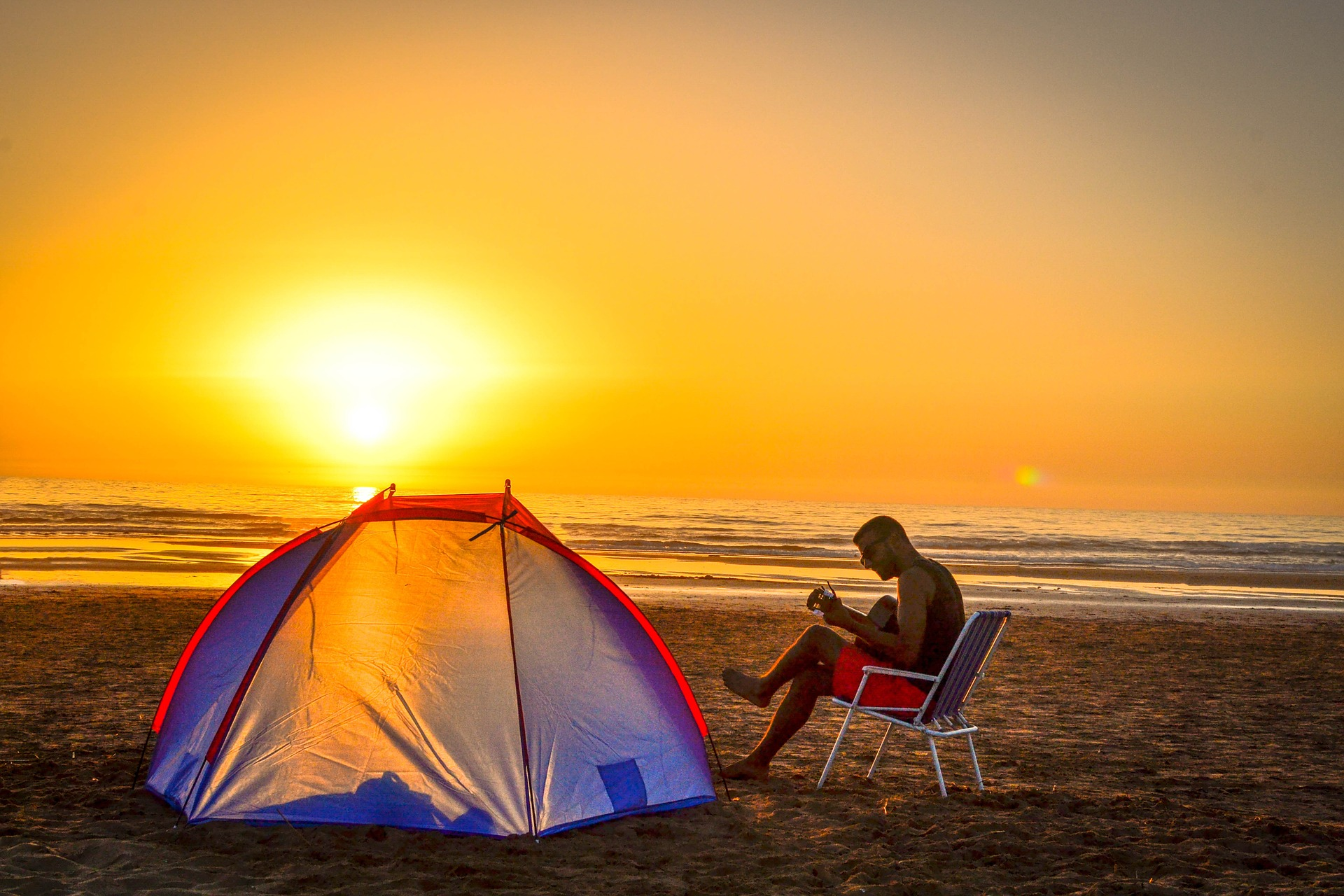 TIPS FOR A SMOOTH CAMPING TRIP