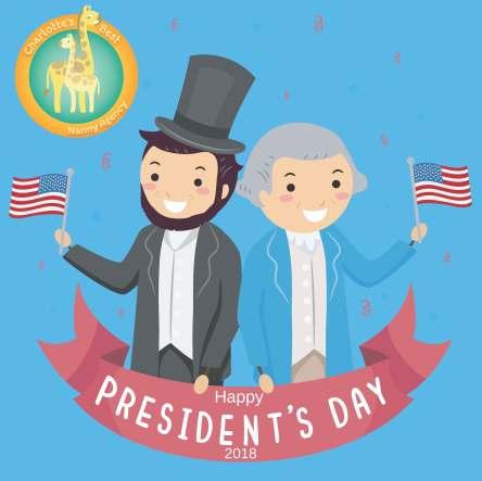 Happy President's Day 2018