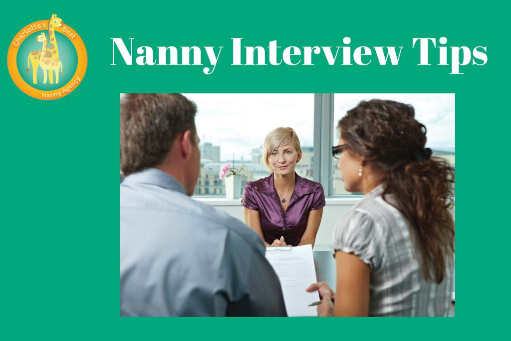 Nanny Interview Tips