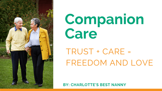 Companion Care in Charlotte, NC