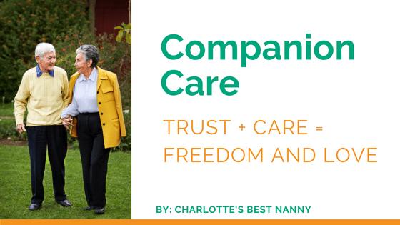 Companion Care in Charlotte, NC