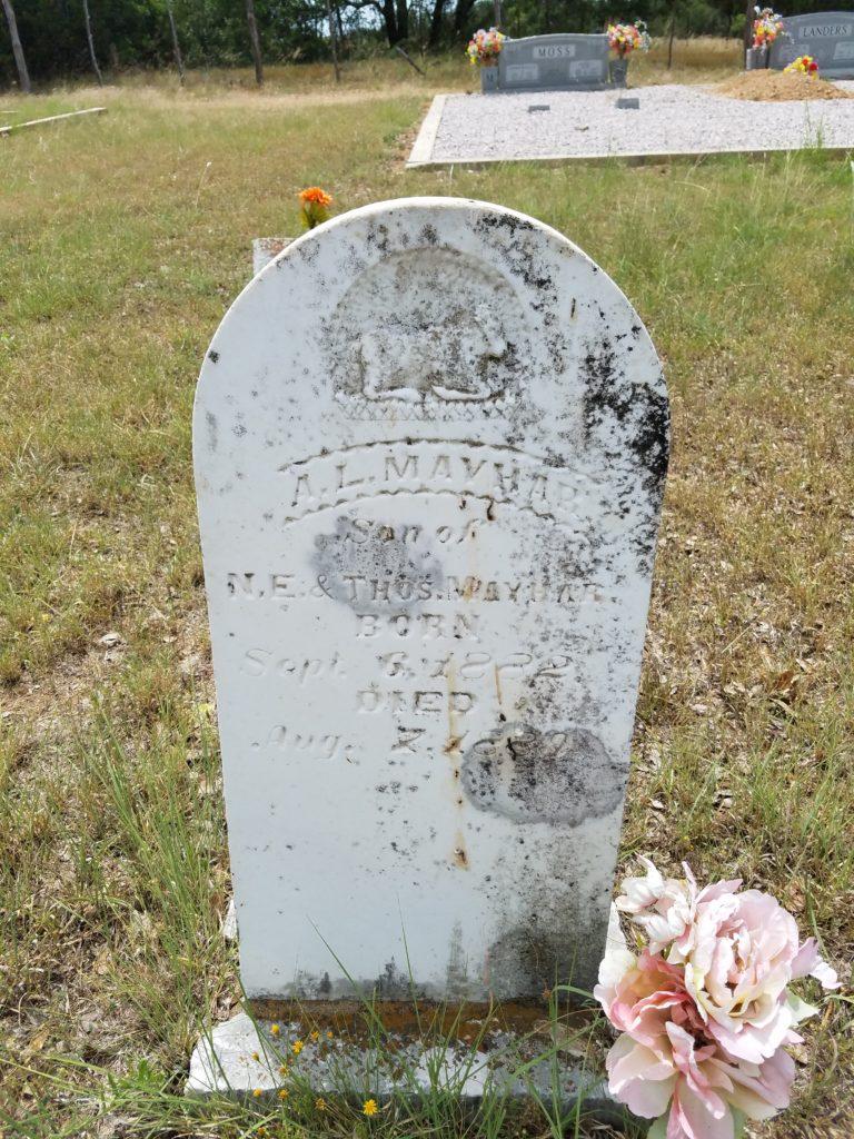 Six Mile Cemetery