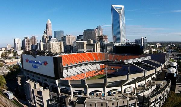 Bank Of America Stadium Will Be Turning Orange This ...