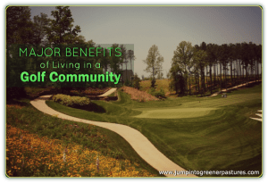 Top 5 Benefits of Living in Charlottesville Golf Communities