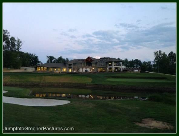 Central Virginia Golf Course Homes