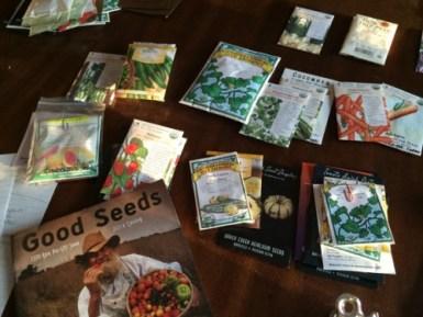 Realtor Virginia Gardner talks about starting plants in Charlottesville, Virginia
