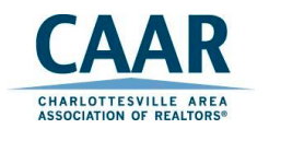 Charlottesville Area Association of Realtors logo