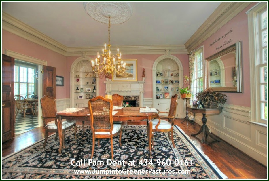 Luxury Home and Equestrian Estate for Sale in Virginia | 570 Wyndholm