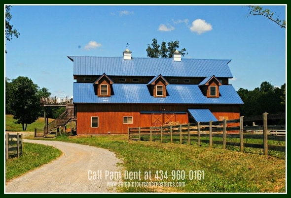 Horse Farm for Sale in Louisa County VA