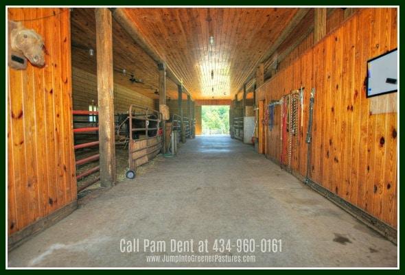Louisa County VA Horse Farm
